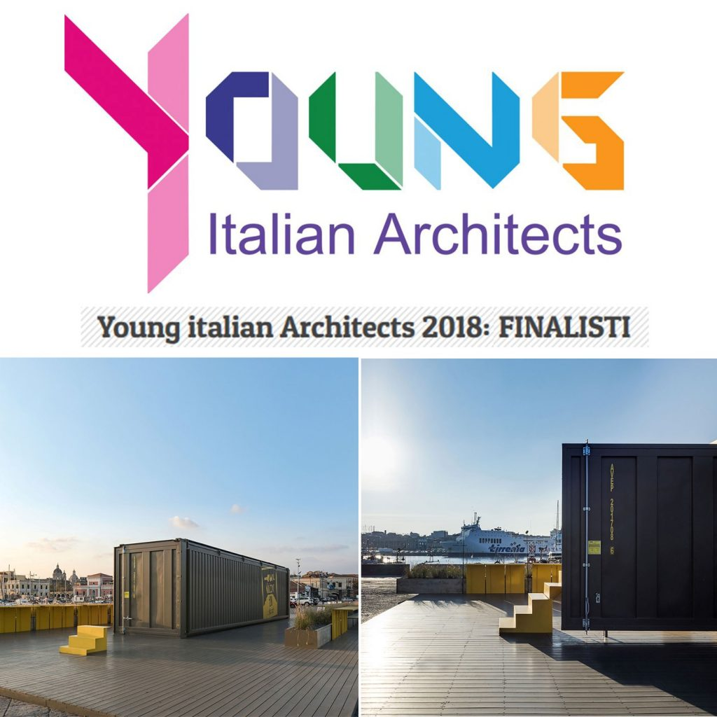 Linea T Studio - YOUNG ITALIAN ARCHITECTS 2018